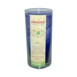 Aloha BayAbundance Chakra Energy Jar Candle