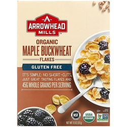 Arrowhead MillsOrganic Maple Buckwheat Flakes