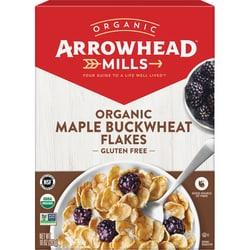 Arrowhead Mills Organic Maple Buckwheat Flakes