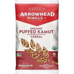 Arrowhead MillsOrganic Puffed Kamut Cereal