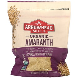 Arrowhead MillsOrganic Whole Grain Amaranth