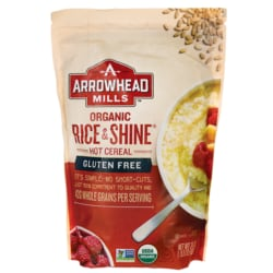 Arrowhead Mills Organic Rice and Shine Hot Cereal