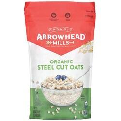 Arrowhead MillsOrganic Steel Cut Oats - Gluten Free