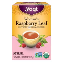 Yogi TeaWoman's Raspberry Leaf