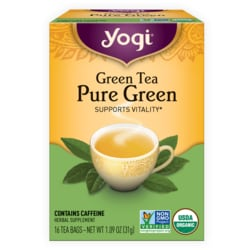 Yogi TeaGreen Tea Pure Green