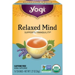 Yogi TeaRelaxed Mind
