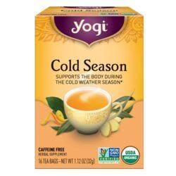 Yogi TeaCold Season