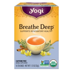 Yogi TeaBreathe Deep