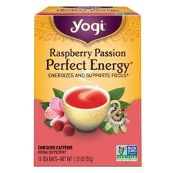 Yogi TeaRaspberry Passion Perfect Energy
