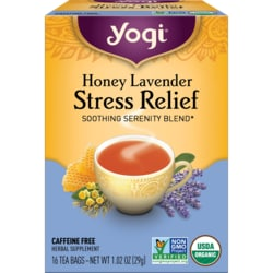 Yogi TeaHoney Lavender Stress Relief