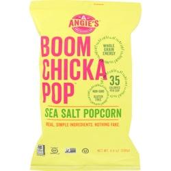 Angie'sBOOMCHICKAPOP Sea Salt Popcorn