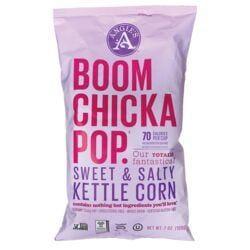 Angie'sBOOMCHICKAPOP Sweet & Salty Kettle Corn