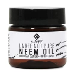 AlaffiaBasics Unrefined Neem Oil