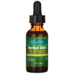 Aloe LifeHerbal Aloe Ear Wash Plus