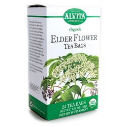 Alvita TeaOrganic Elder Flower Tea