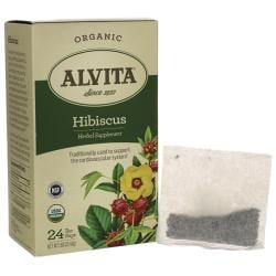 Alvita TeaOrganic Hibiscus Tea