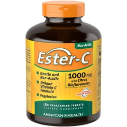 American HealthEster-C with Citrus Bioflavonoids