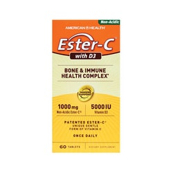 American Health Ester-C with D3
