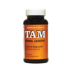 American HealthTAM Herbal Laxative