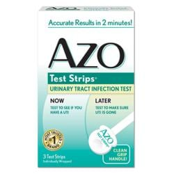 i-Health, IncAZO Test Strips