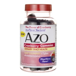 i-Health, IncAZO Cranberry Gummies - Mixed Berry Flavor
