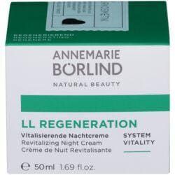 Annemarie BorlindLL Regeneration Night Cream
