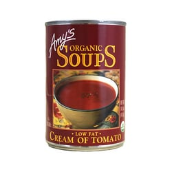 Amy's Kitchen Organic Low Fat Cream of Tomato Soup