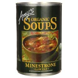 Amy's KitchenOrganic Low Fat Minestrone Soup