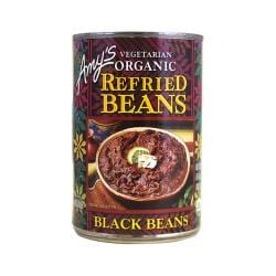 Amy's KitchenVegetarian Organic Refried Black Beans