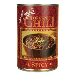 Amy's Kitchen Organic Chili Spicy