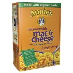 Annie'sMicrowavable Single Serve Mac and Cheese