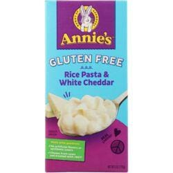 Annie'sRice Shells and Creamy White Cheddar