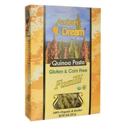 Andean DreamQuinoa Pasta Fusilli