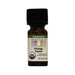 Aura CaciaOrganic Essential Oil Orange, Sweet