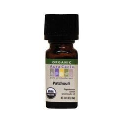 Aura Cacia Organic Essential Oil Patchouli