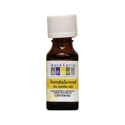 Aura Cacia Essential Oil Sandalwood