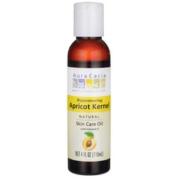 Aura CaciaNatural Skin Care Oil - Rejuvenating Apricot Kernel