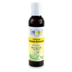 Aura Cacia Skin Care Oil Sweet Almond