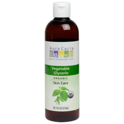 Aura CaciaOrganic Vegetable Glycerin