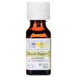Aura CaciaBlack Pepper 100% Pure Essential Oil
