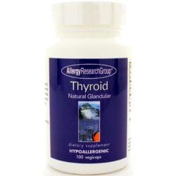 Allergy Research GroupThyroid Natural Glandular