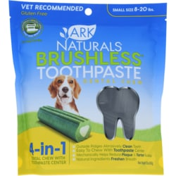 Ark Naturals Breath-Less Chewable Toothpaste Sm/M Dog
