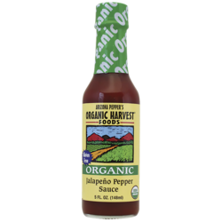 Arizona Pepper Products Organic Jalapeno Pepper Sauce