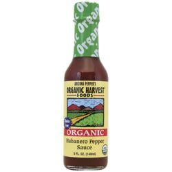 Arizona Pepper ProductsOrganic Habanero Pepper Sauce