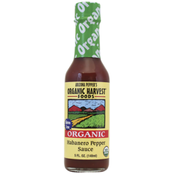 Arizona Pepper Products Organic Habanero Pepper Sauce