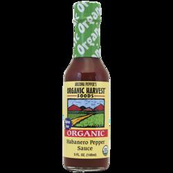 Arizona Pepper ProductsOrganic Habanero Pepper Sauce