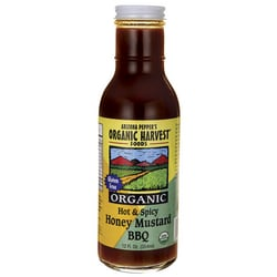 Arizona Pepper ProductsOrganic Hot & Spicy Honey Mustard BBQ