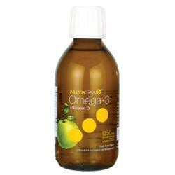 Ascenta HealthNutraSea+D Omega-3 + Vitamin D - Crisp Apple