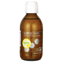 Ascenta Health NutraSea HP Extra-Strength Omega-3 - Zesty Lemon