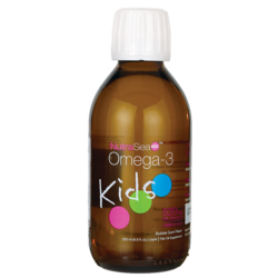 Ascenta Health NutraSea Kids Omega-3 + Vitamin D - Bubble Gum Flavor